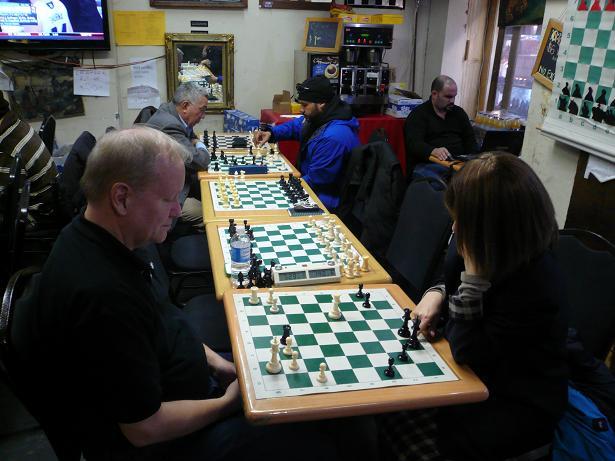 Kingpin Chess Magazine » Chess in NYC