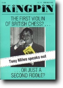 larry evans chess articles