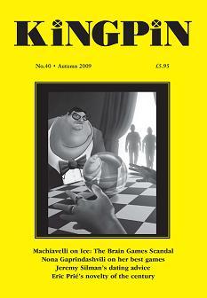 Kingpin Chess Magazine » Kingpin Chess Magazine, Issue 40