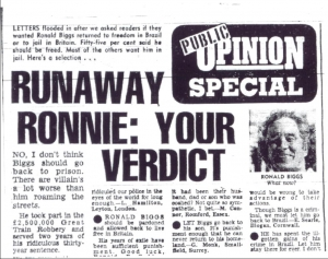 Daily Mirror, 1 April 1981