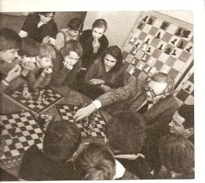 tivi (3rd left) with smyslov