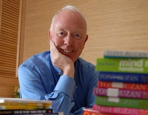 Mindmapping 'genius' Tony Buzan.