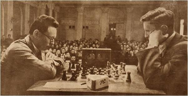 Smyslov-Botvinnik 1944