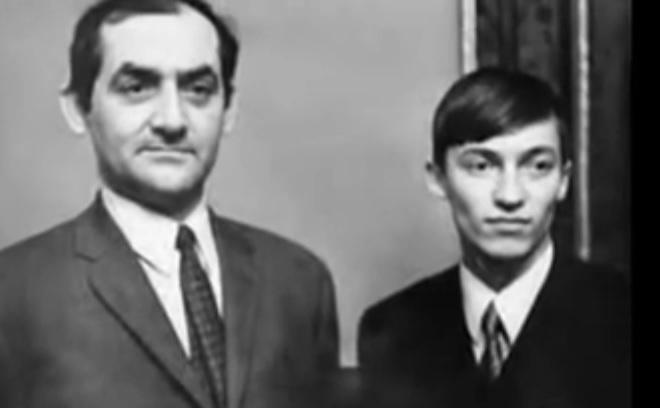 Stein with Karpov